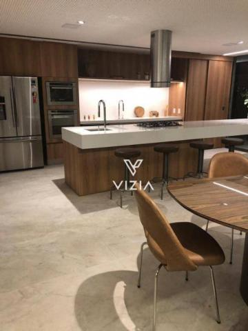 Apartamento com 4 dormitórios à venda, 459 m² por R$ 8.421.307,00 - Cabral - Curitiba/PR - Foto 9