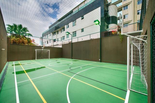 Apartamento à venda com 2 dormitórios em Funcionários, Belo horizonte cod:45717 - Foto 9