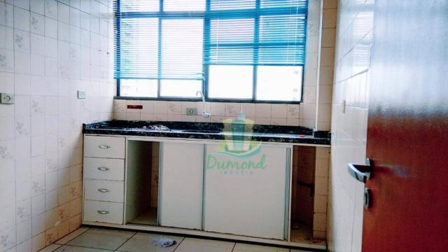 Apartamento com 2 dormitórios para alugar, 96 m² por R$ 1.500/mês no Centro em Foz do Igua - Foto 8