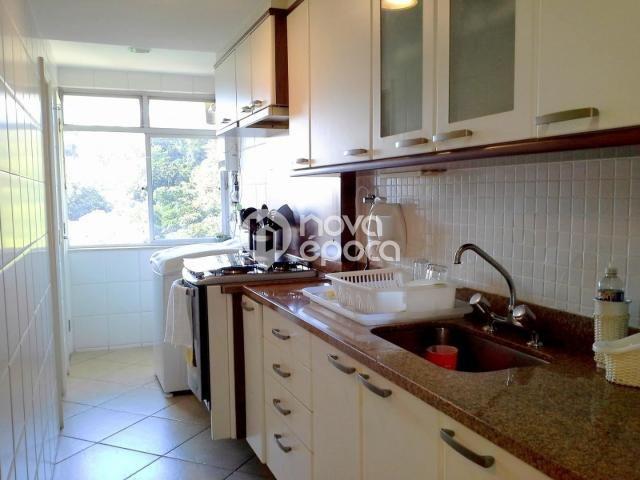 Apartamento à venda com 3 dormitórios em Cosme velho, Rio de janeiro cod:LB3CB26548 - Foto 15