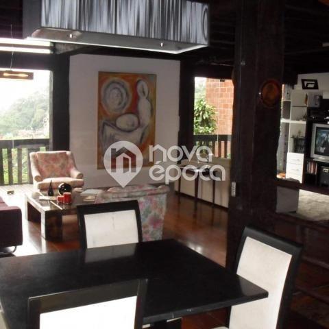 Casa à venda com 3 dormitórios em Cosme velho, Rio de janeiro cod:BO3CS37990 - Foto 5