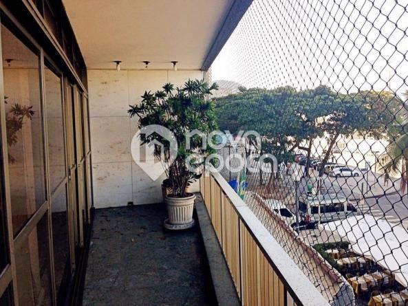 Apartamento à venda com 4 dormitórios em Copacabana, Rio de janeiro cod:LB4AP8293 - Foto 6