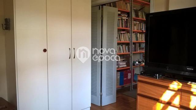 Apartamento à venda com 3 dormitórios em Cosme velho, Rio de janeiro cod:FL3AP36506 - Foto 14