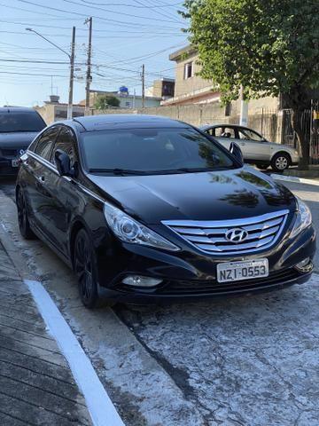 Hyundai Sonata 2.4 2012