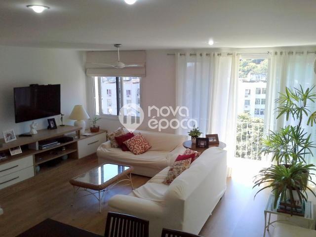 Apartamento à venda com 3 dormitórios em Cosme velho, Rio de janeiro cod:LB3CB26548 - Foto 4