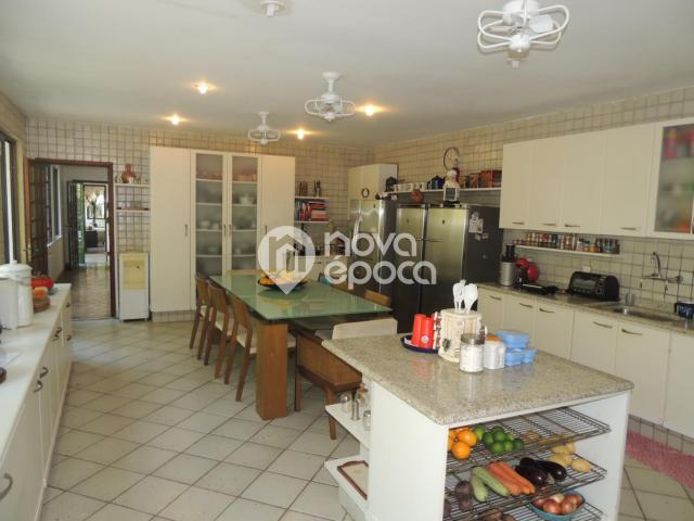 Casa à venda com 5 dormitórios em Cosme velho, Rio de janeiro cod:FL6CS17347 - Foto 8