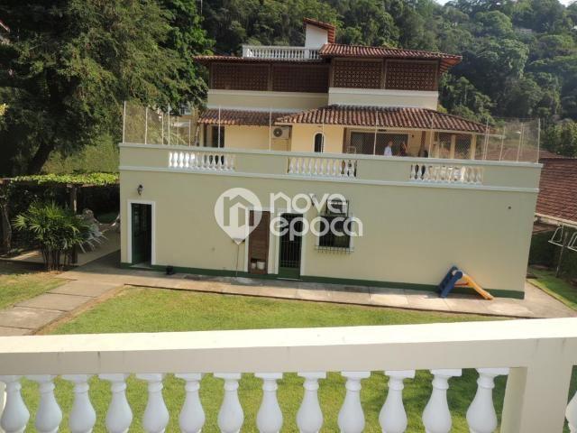 Casa à venda com 5 dormitórios em Cosme velho, Rio de janeiro cod:FL6CS17347 - Foto 20