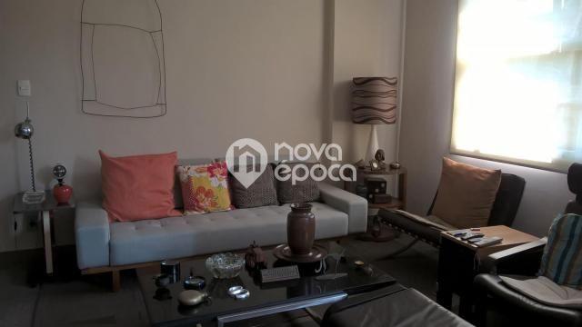 Apartamento à venda com 3 dormitórios em Cosme velho, Rio de janeiro cod:FL3AP36506 - Foto 3