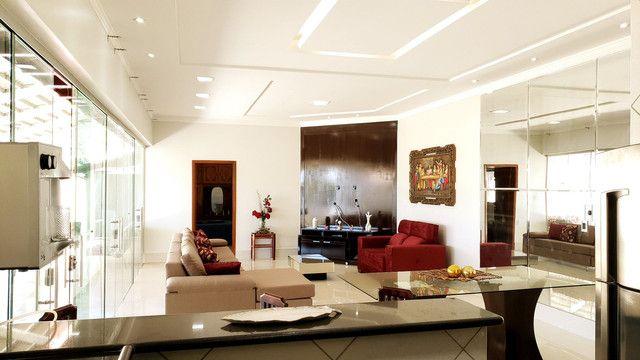 Casa uma suíte mobiliada lote 920m2 rua 10Vicente Pires condomínio lado via estrutural - Foto 16