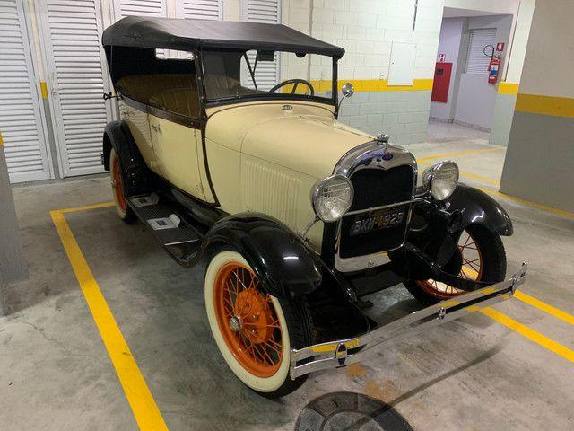 Ford 1929 todo original - Foto 3