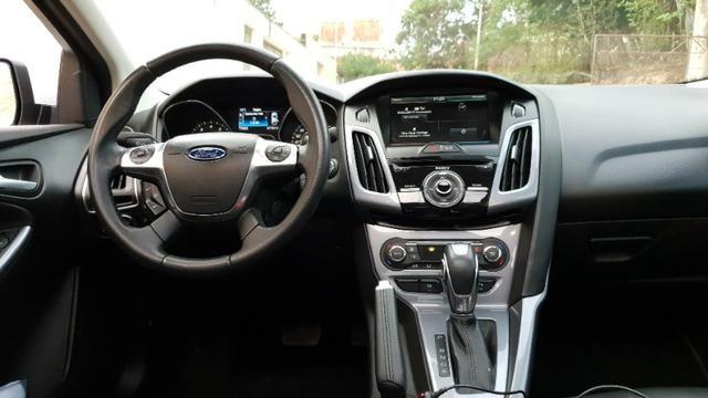 Ford Focus Sedan Titanium Plus 2.0 Completíssimo - Foto 7
