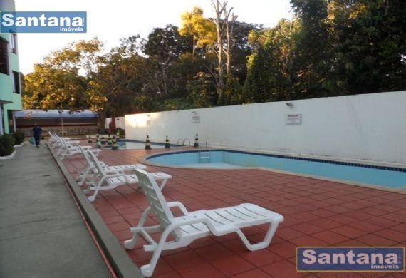 Apartamento à venda com 1 dormitórios em Belvedere, Caldas novas cod:1030 - Foto 15
