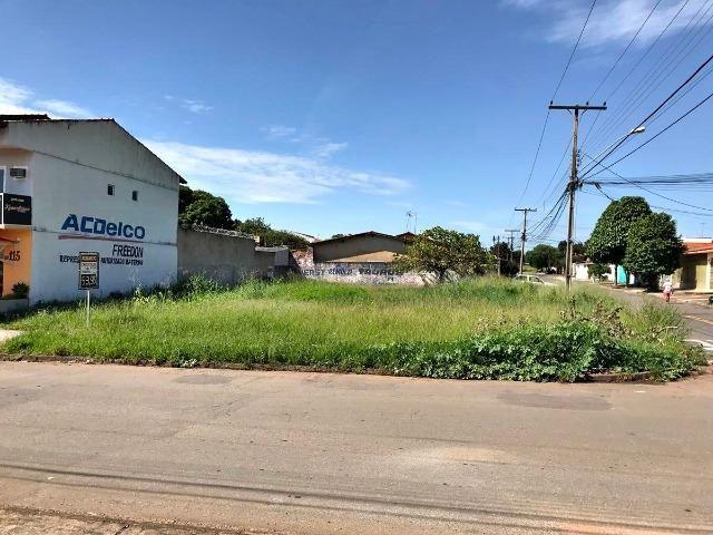 Lote comercial de esquina - Setor Rio Formoso - Foto 2