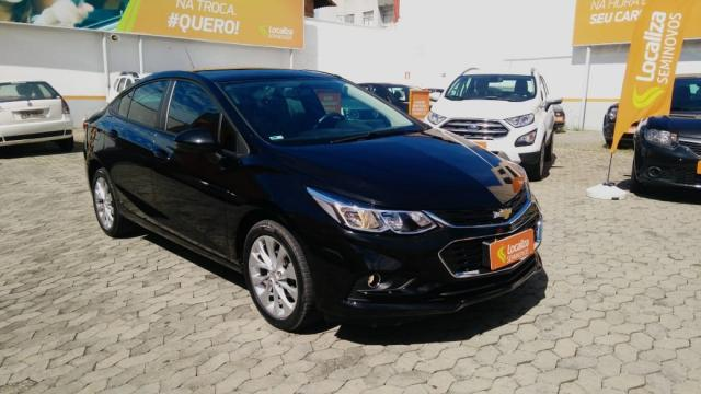 CRUZE 2018/2018 1.4 TURBO LT 16V FLEX 4P AUTOMÁTICO - Foto 2