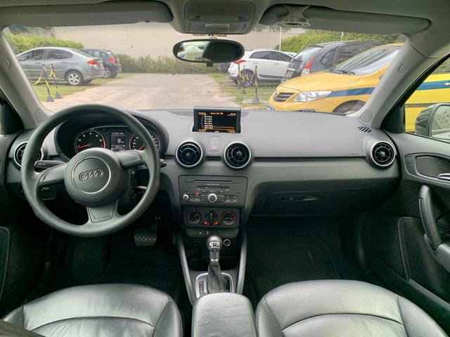 Audi A1 Turbo TFSI automático 4 portas com IPVA 2020 ok - Foto 11
