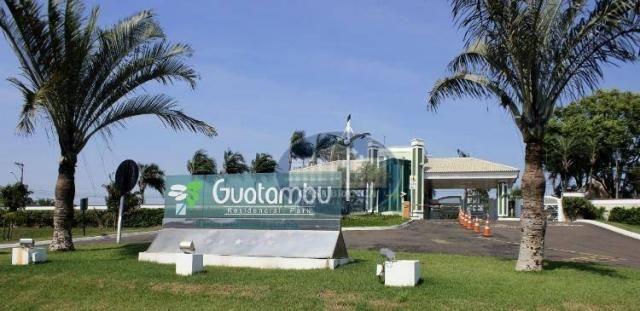 Terreno residencial à venda em condomínio, Araçatuba