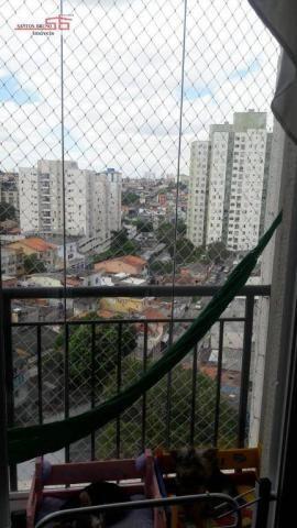 Apartamento com 2 dormitórios à venda, 50 m² por R$ 350.000,00 - Freguesia do Ó - São Paul - Foto 13