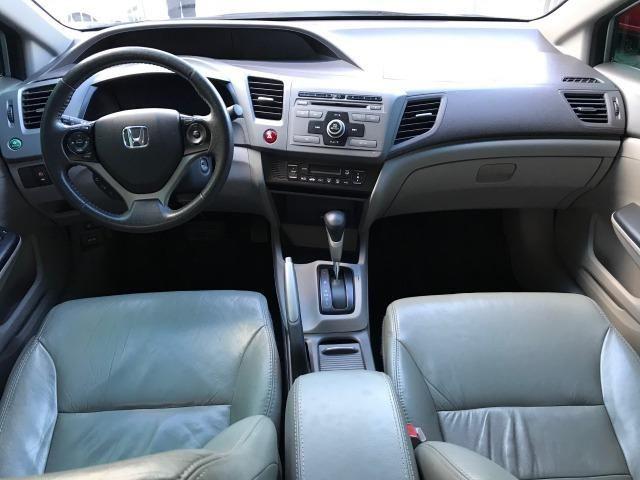 Civic LXS 1.8 Flex Automático - Foto 5