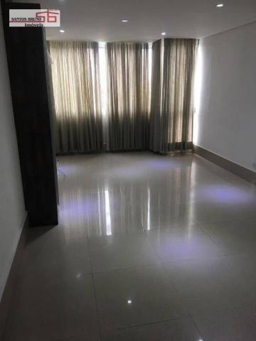 Apartamento com 3 dormitórios para alugar, 80 m² por R$ 2.200/mês - Barro Branco (Zona Nor - Foto 2
