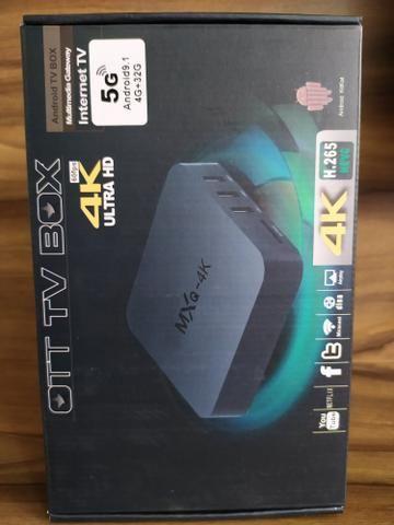 Tv Box 4 GB Ram 5G Android 9.1 - Foto 4