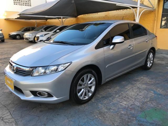 Civic LXS 1.8 Flex Automático