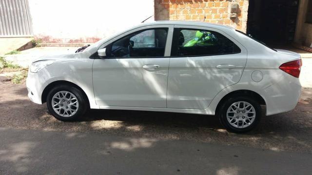 Ka sedan 1.5 completasso ou troco carro aberto - Foto 4