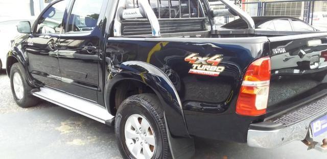 Hilux srv 4x4 tdi diesel cd automatico - Foto 6