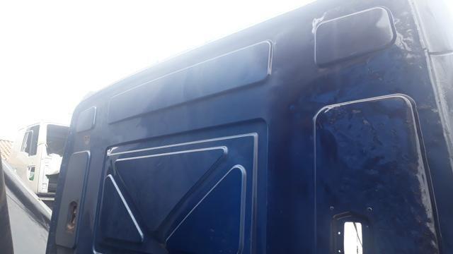 Cabine ford cargo dupla - Foto 2