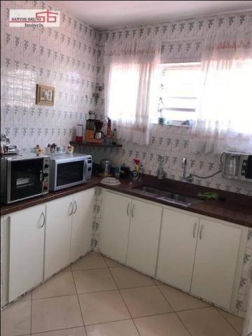 Casa Comercial com 4 dormitórios para alugar, 300 m² por R$ 5.000/mês - Limão - São Paulo/ - Foto 14