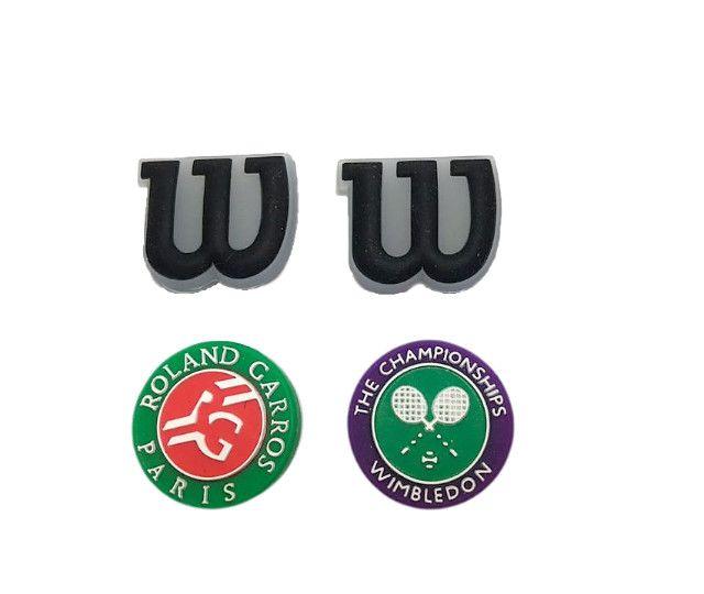 Antivibradores Wilson - Wimbledom - Roland Garros - 3Un - Foto 2