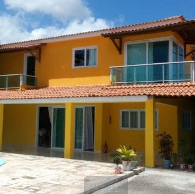 Casa com 4 quartos, garagem p/ 5 carros, piscina em Jardim Fragoso - Foto 16