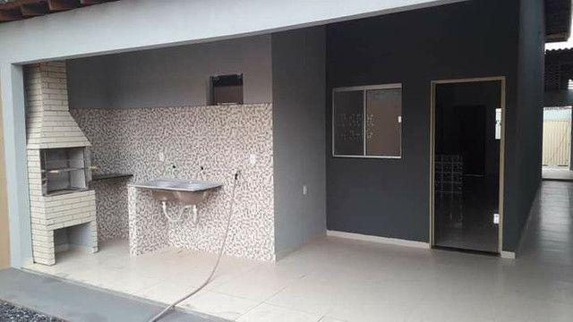 Casa nova com suíte e edícula no canelas nova fronteira - Foto 2
