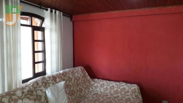 Sobrado com 3 dormitórios à venda, 140 m² por R$ 350.000,00 - Uberaba - Curitiba/PR - Foto 3