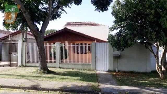 Sobrado com 3 dormitórios à venda, 140 m² por R$ 350.000,00 - Uberaba - Curitiba/PR