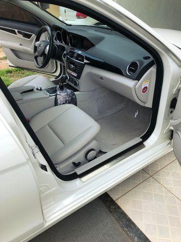 Mercedes-Benz C180 1.8 turbo 2012- Raridade! - Foto 7