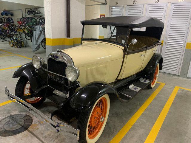 Ford 1929 todo original