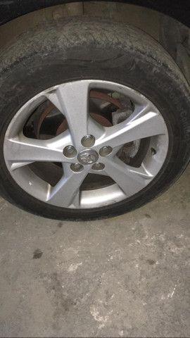 Toyota Corolla gli ano 2012 sucata somente peças - Foto 8