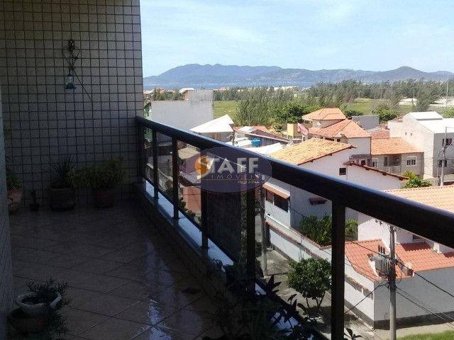 AZ-Cobertura Duplex com 03 quartos para alugar, 130 M² -Braga-Cabo Frio/RJ(CO0155) - Foto 4