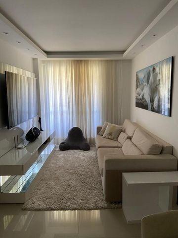 Apartamento 2 quartos sendo 1 suite opção mobiliado - Portal de Itaipu - Foto 15