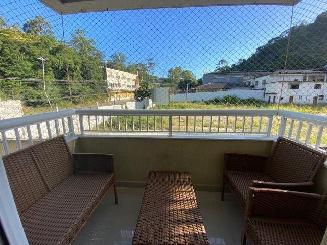 Apartamento 2 quartos sendo 1 suite opção mobiliado - Portal de Itaipu - Foto 10