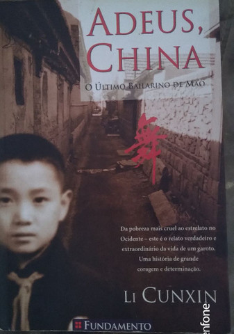 Livro Adeus China