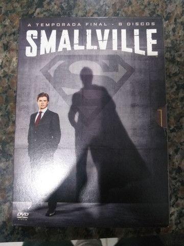 SÉRIE SMALLVILLE EM DVD ORIGINAL TEMPORADAS 2 A 10 - Foto 3