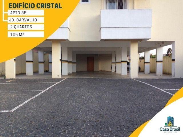 Apartamento com 2 quartos e 2 vagas para alugar em Ponta Grossa - Jardim Carvalho - Foto 3