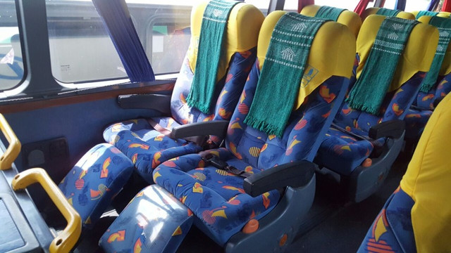 Venda ônibus Scania 124/420 DD G6 2003 - Foto 2