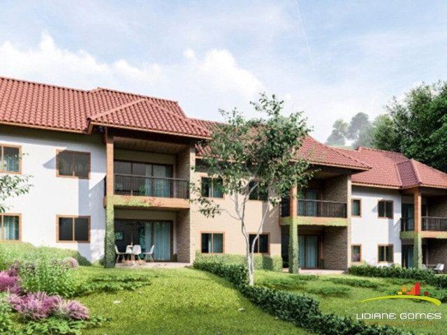 Apartamentos e Chalés na Serra de Guaramiranga, Ceará