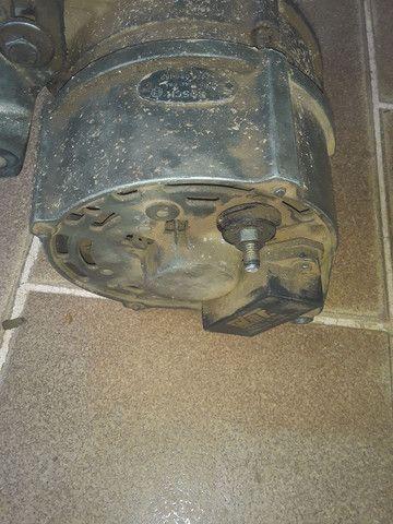 Alternador e motor de partida, monza, kadett - Foto 2