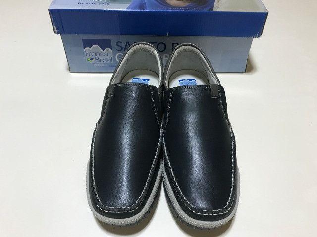Sapato Casual Extremo Conforto - Foto 3