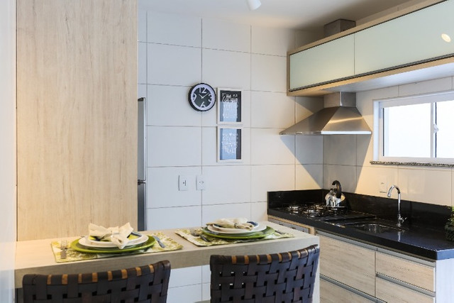 Lumini pronto para morar, Casa Duplex 3/4 com 1 suites, Papagaio - Foto 7