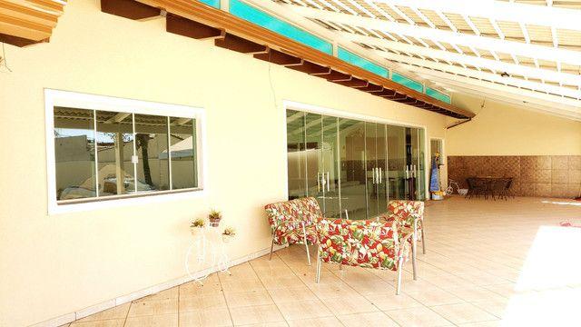 Casa uma suíte mobiliada lote 920m2 rua 10Vicente Pires condomínio lado via estrutural - Foto 3