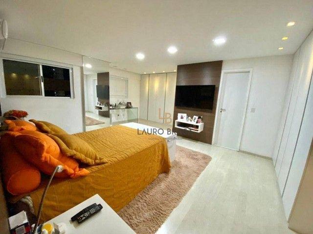 Apartamento com 3 dormitórios à venda, 164 m² por R$ 1.365.000,00 - Ponta Verde - Maceió/A - Foto 18